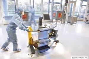 Sartorius 0185 PG7 RGB Press