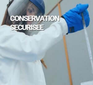 bactup conservation securisee
