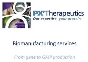px therapeutics pres
