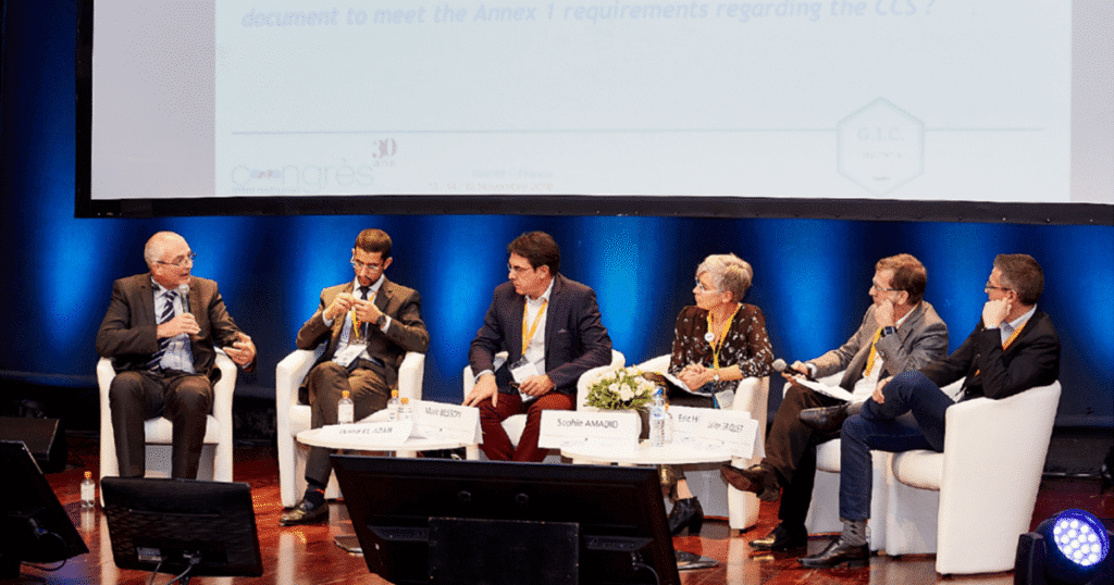 A3P 2018 International Congress: retrieval of key messages from the roundtable on the revision of Annex 1.