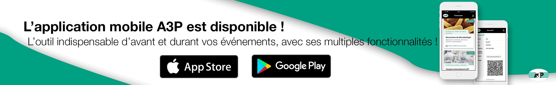 application mobile A3P